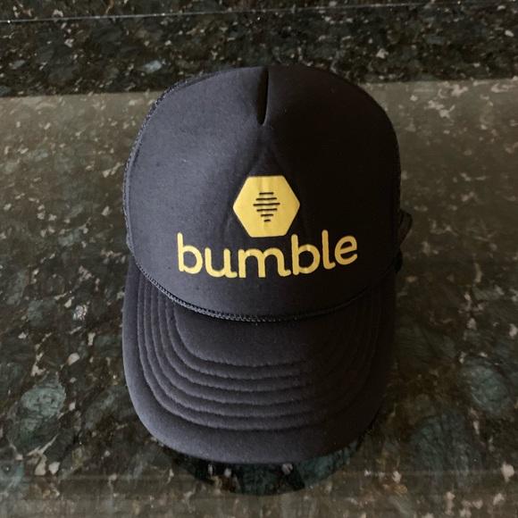 1093db263 Bumble Trucker Hat NWOT